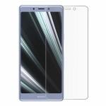 Прозрачное защитное 3D стекло для Sony Xperia L3