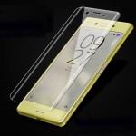 Прозрачное 3D стекло для Sony Xperia XA