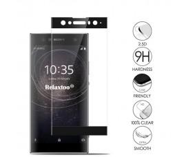 3D стекло с черными линиями для Sony Xperia XA2 Ultra