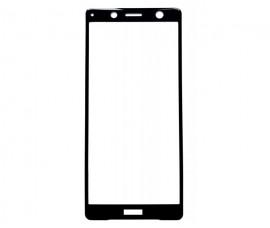 3D стекло для Sony Xperia XZ2 Compact (Черный)