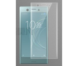 Прозрачное 3D стекло для Sony Xperia XZ1 Compact