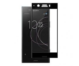 Защитное 3D стекло для Sony Xperia XZ1 Compact (Черный)