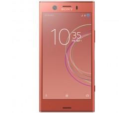 Полноклеющееся 3D стекло для Sony Xperia XZ1 Compact (Красный)