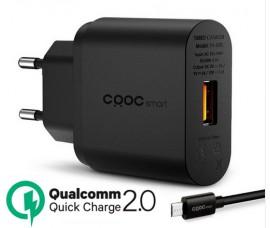 Быстрое зарядное устройство CRDC (Aukey) PA-U28