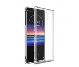 Прозрачный чехол с антиударными углами для Sony Xperia 1
