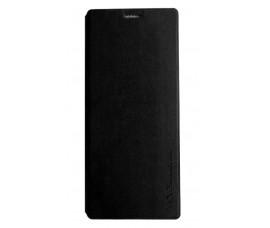 Кожаный чехол X-Level для Sony Xperia 10 Plus (Синий)