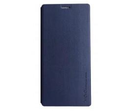 Кожаный чехол X-level для Sony Xperia 10 Plus (Черный)