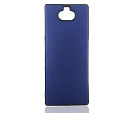 Гелевый чехол для Sony Xperia 10 Plus (Синий)