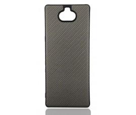 Гелевый чехол для Sony Xperia 10 (Серый)
