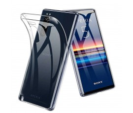 Прозрачный гелевый чехол для Sony Xperia 5