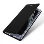 Кожаный чехол Dux Ducis Pro для Sony Xperia L3 (Черный)