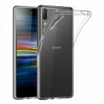 Прозрачный чехол для Sony Xperia L3