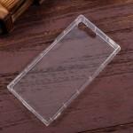 Прозрачный антиударный чехол для Sony Xperia X Compact
