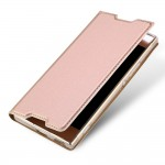 Кожаный чехол для Sony Xperia XA1 Ultra DUX Ducis (Золотистый)