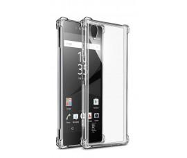Прозрачный чехол с антиударными углами для Sony Xperia XA1 Ultra