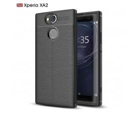Гелевый чехол для Sony Xperia XA2 (Черный)