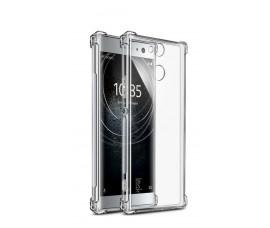 Прозрачный чехол с антиударными углами для Sony Xperia XA2 Plus