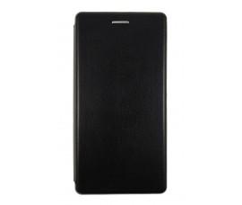 Книжка чехол с магнитом для Sony Xperia XA2 (Черный)