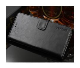 Кожаный чехол для Sony Xperia XA2 Ultra (Черный)