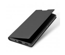 Кожаный чехол для Sony Xperia XA2 Ultra DUX Ducis (Серый)