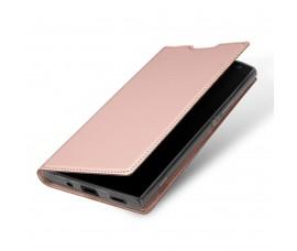Кожаный чехол для Sony Xperia XA2 Ultra DUX Ducis (Золотистый)