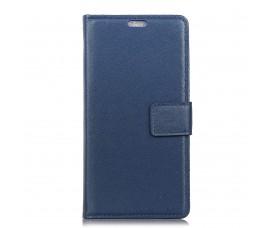 Чехол книжка для Sony Xperia XA2 Ultra (Синий)