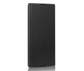 Кожаный чехол X-Level для Sony Xperia XA2 Ultra (Черный)
