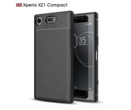 Чехол для Sony Xperia XZ1 Compact (Черный)