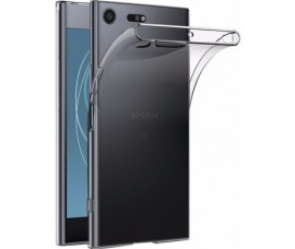 Прозрачный чехол для Sony Xperia XZ1
