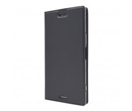 Чехол с магнитиком для Sony Xperia XZ Premium (Серый)