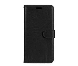 Кожаный чехол для Sony Xperia Z3 (Черный)