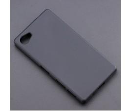 Гелевый чехол для Sony Xperia Z5 Compact (Черный)