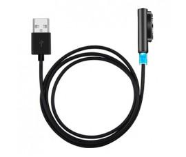 Магнитный кабель с индикатором для Sony Xperia Z1, Z2, Z3