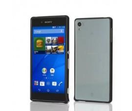 Металлический бампер для Sony Xperia Z3+/Z4